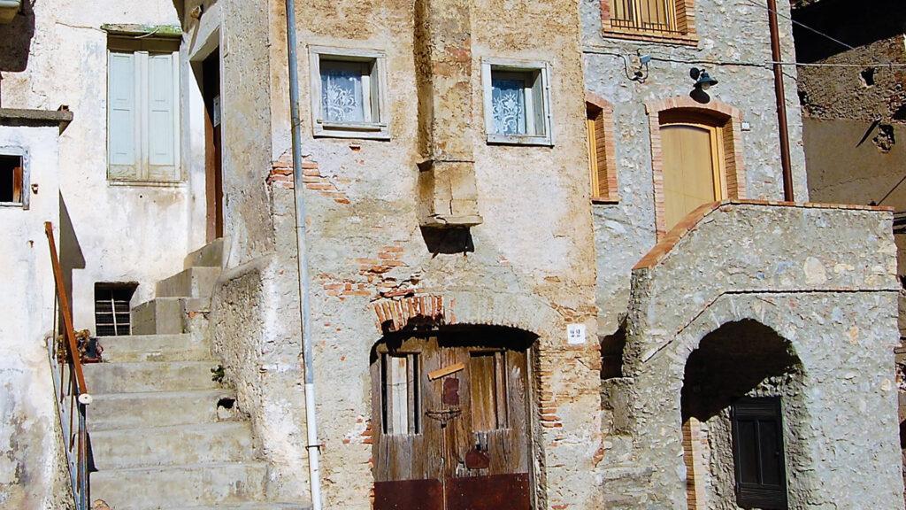 Civita: il Borgo